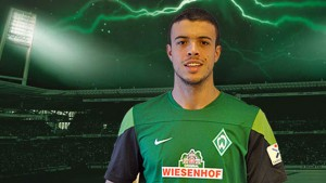 Franco Di Santo Joins Bremen From Wigan.