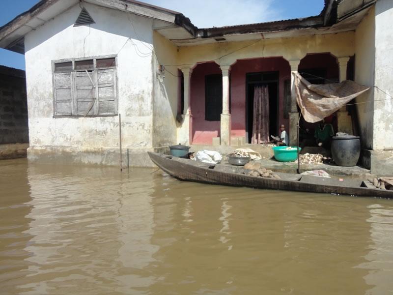 flood canoe
