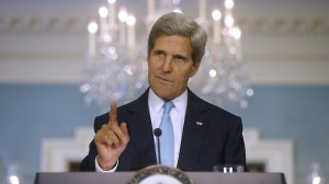 US Secretary of State John Kerry said the US has confirmed the Syrian regime was behind August 21 chemical attacks