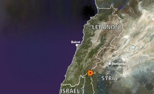 Syrian Air Raid In Lebanon Kills Nine