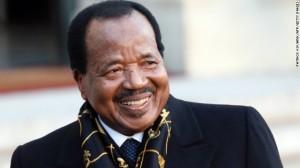 Paul Biya, President of Cameroon