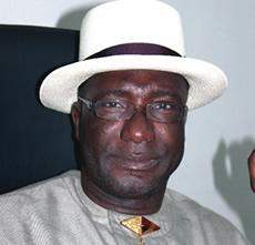 RIVERS STATE PDP CHAIRMAN, CHIEF FELIX OBUAH