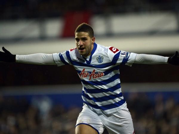 Adel Taarabt Joins Martin Jol's Fulham.