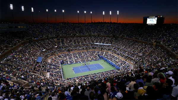 The US Open.