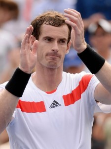 Andy Murray Through to the Round of 16 of the US Open.