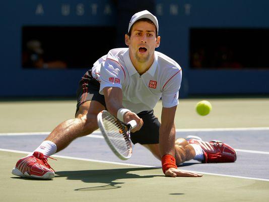 Novak Djokovic Fought Back to Win an Exhilarating Semi-Final Against Stan Wawrinka.