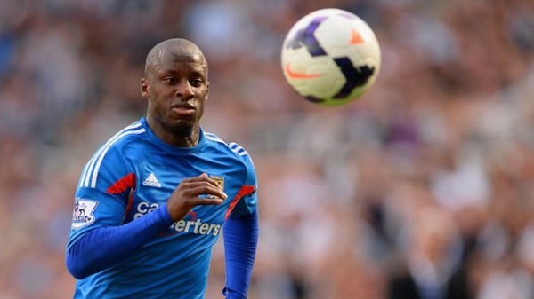 Sone Aluko Scored the match Winner for Hull Against Newcastle in a 3-2 Victory at St James' Park.