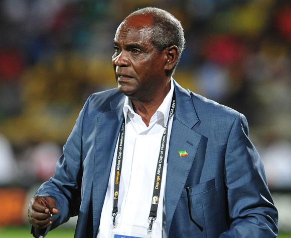 Sewnet Bishaw, Ethiopia's Head Coach.