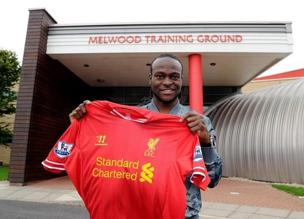 Victor Moses Completed a Season-Long Loan Move to Anfield on Transfer Deadline Day.