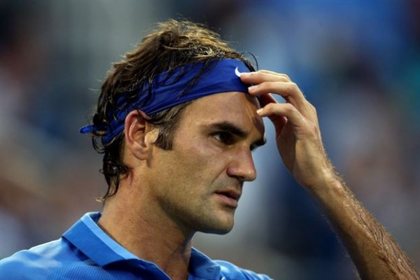 Roger Federer Loses Out of the US Open Against 19th seed Tommy Robredo.