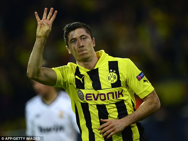 Lewandowski Confirms He Will Sign Pre-Contract With Bayern Munich By January.