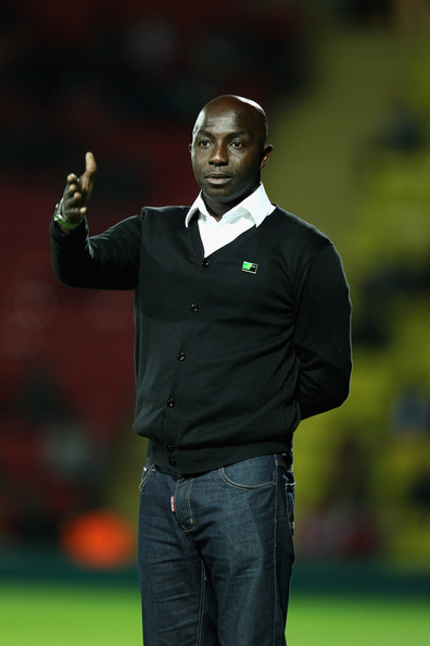 Samson Siasia Invited Moses to Play for Super Eagles.