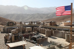 US base in Afganistan