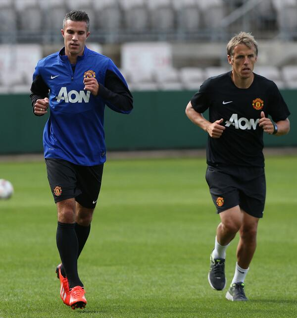 Robin van Persie Available for Selection for West Brom Game on Saturday.