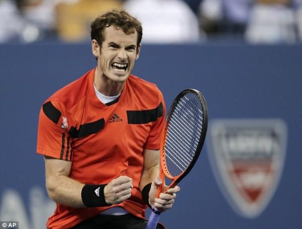 Andy Murray Reaches US Open Quarter-Final, Up Next; Stanislas Wawrinka.