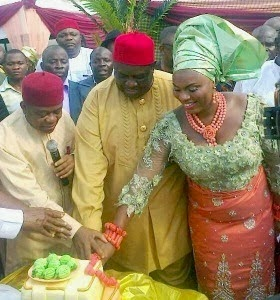 """We're Not Against Our Father's New Marriage' Iwuanyanwu's Kids Say"