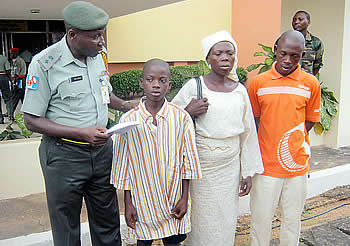 """I Was Going To Ajegunle But Found Myself In Ibadan"""" – Story Of Boy Who Fell Victim Of Ritualists"""