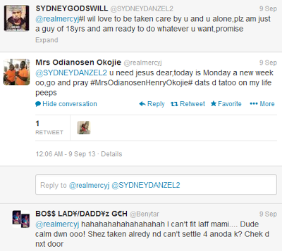 mercy johnson tweet kemifilaniblog