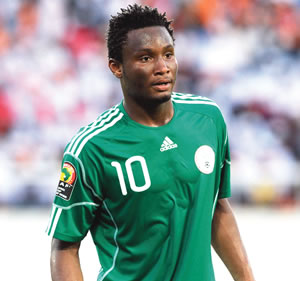 Meet The 'New And Improved' Mikel Obi