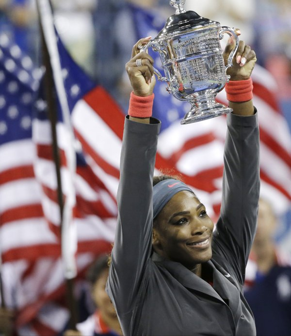 Serena Williams and Her Fifth US Open Title.