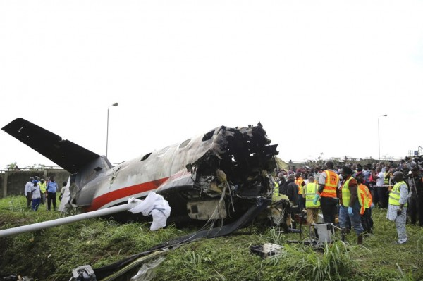 REVEALED: Why The Plane Carrying Agagu's Remains Crashed