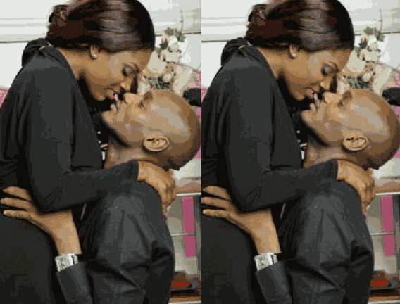 "Annie Idibia Slams Fake Annie: ""You Are A Very Sick Person"" For Wishing 2Face HBD On Twitter"