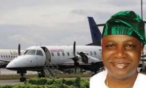 Agagu's Family Denies Hiring Crashed Plane
