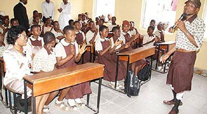 Aregbesola-school