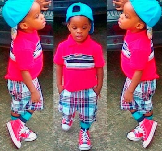 SWAG KID Wizkid Son Is So Stylish (PHOTOS) , Information