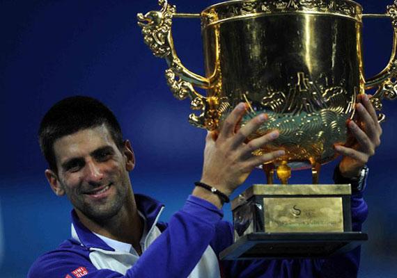 Djokovic Wins Beijing Open.