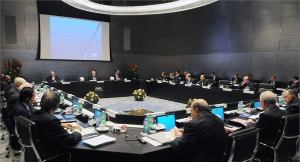Fifa's Executive Committee Will Hold a Two-Day Meeting in Zurich This Week.