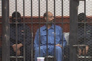 Gaddafi Aides, Incuding Son Indicted Over 2011 Uprising