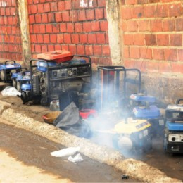 Generator-Fumes