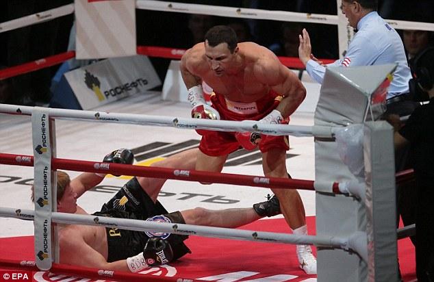 Klitschko Beats Povetkin.