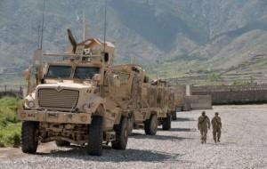 NATO forceess