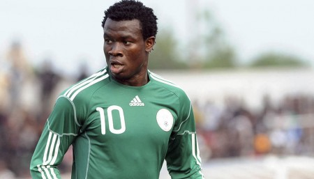 Nosa Igiebor Was a Second-half Substitute in the Sunday Encounter.