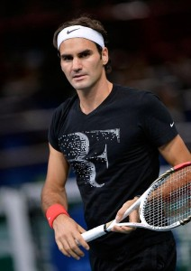 Roger Federer Qualifies for Next Month's ATP World Tour Finals.