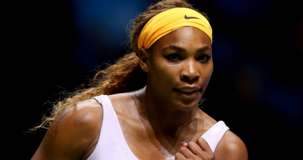 Serena Williams Look Set to Win the WTA Tour for the Fourth Time and Become the First Since Justine Henin in 2007 to Win it Back-to-Back.