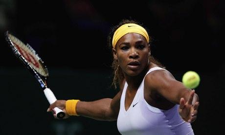 Serena Williams Through to the Semi-Finals of the WTA Tour Championship.