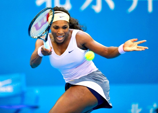 Serena Williams Wins his Tenth Title of 2013 in Beijing.