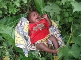 Woman Dumps Baby At Junkyard, Says It Is Not Human