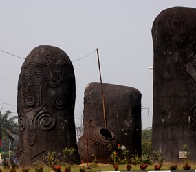 THE IKOM MONOLITHS IN CROSS RIVER STATE