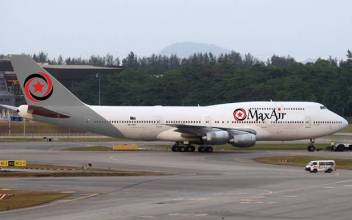 maxair b747-400