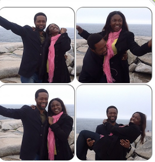 See The Special Message Actress Omoni Oboli Sent To Hubby On Their 13th Wedding Anniversary