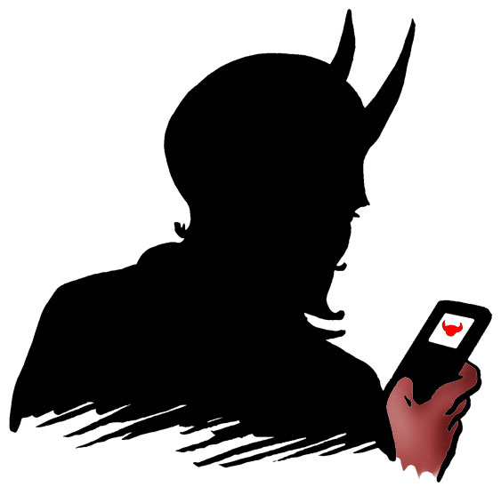 Can Demons Send SMS?