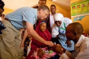 Bill GatesPolio