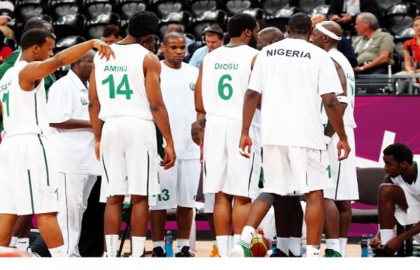 Nigeria's D'Tigers.