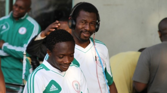 Ahmed Musa and Efe Ambrose Say Nigeria Won't Be Tired Against Italy.