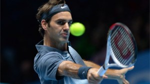 Roger Federer Bounces Back from Tuesday's Loss to Djokovic to Thrash Gasquet.