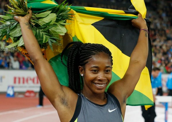Shelly-Ann Fraser-Pryce Threatens to Quit Running.